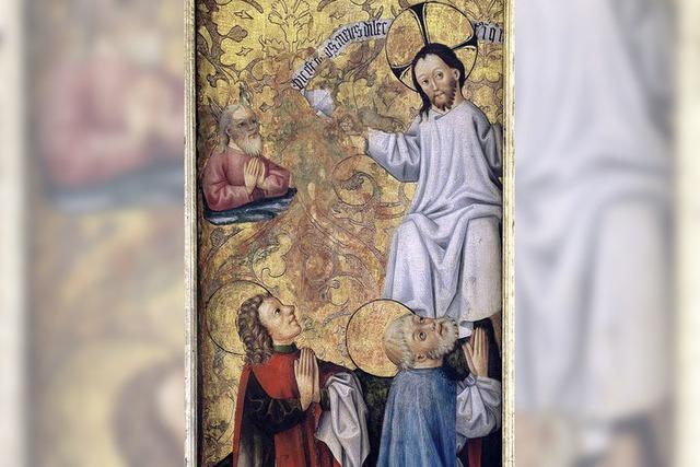 MYTHISCHE ORTE: Die verlorenen Altartafeln
