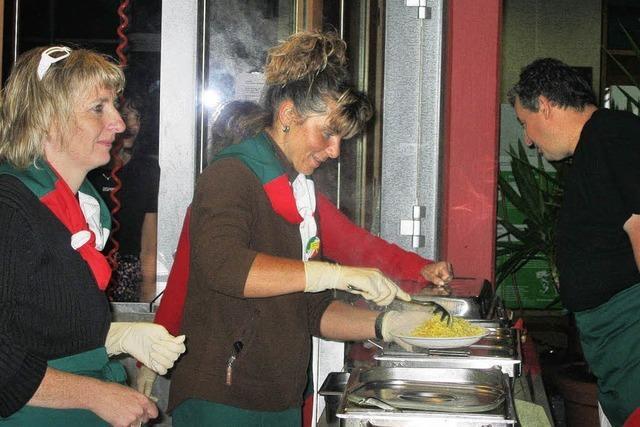 Italien kann beim Essen so nah sein