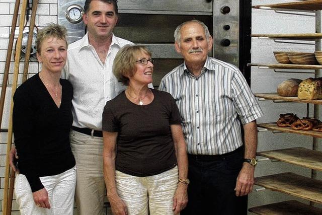Traditionsbäckerei wird weitergeführt