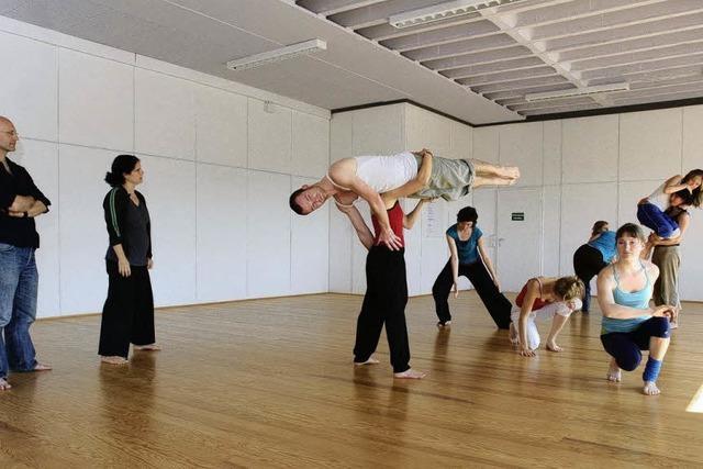 Sprungbrett in die freie Tanzszene
