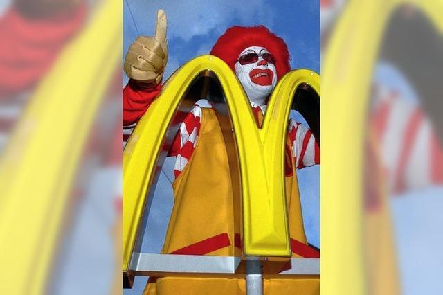 McDonald's ist möglich