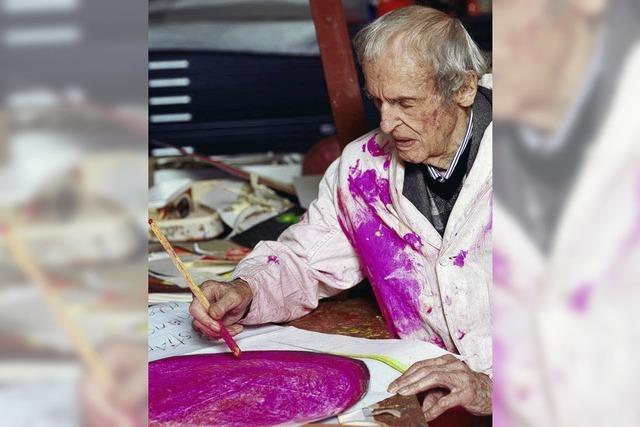Ein Leben für die Farbe
