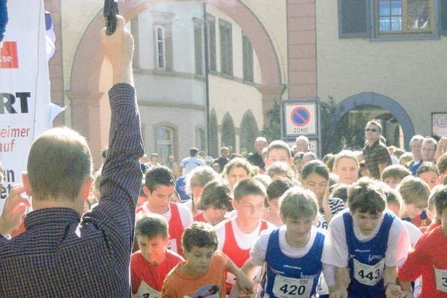 Ettenheimer Stadtlauf startet am 12. Oktober
