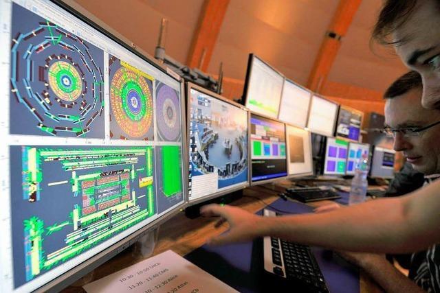 Cern startet das größte Experiment der Welt