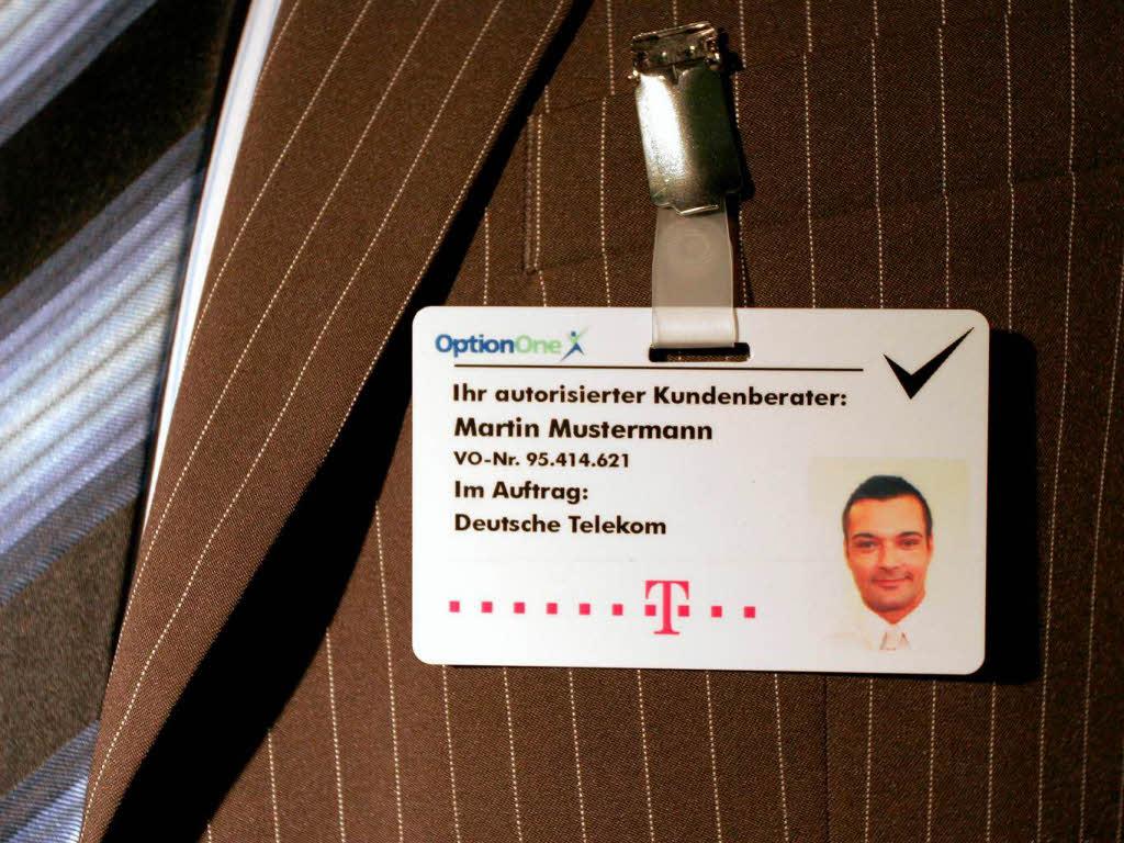 Telekom Ausweis