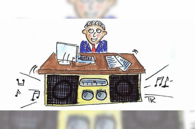 RADIO AM ARBEITSPLATZ: Heiße Diskussionen