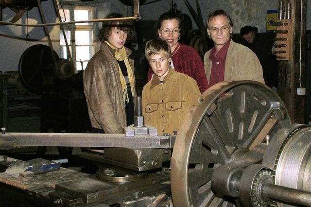 Die Fark'sche Werkstatt als Industriedenkmal