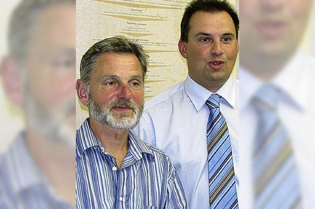 Weber seit 22 Jahren im Amt