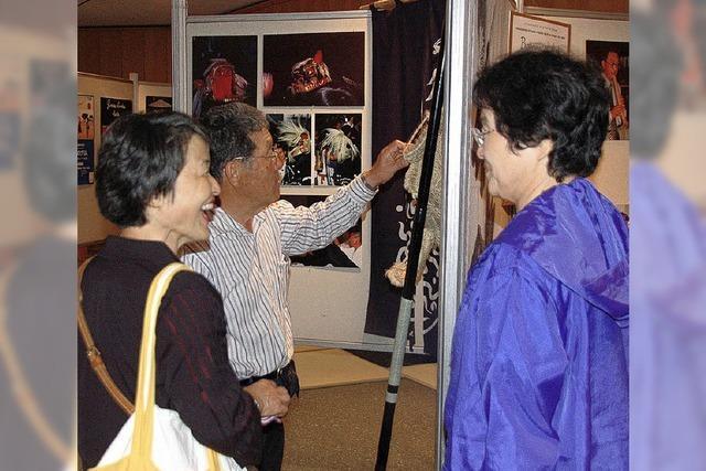 Japan-Ausstellung wird verlängert
