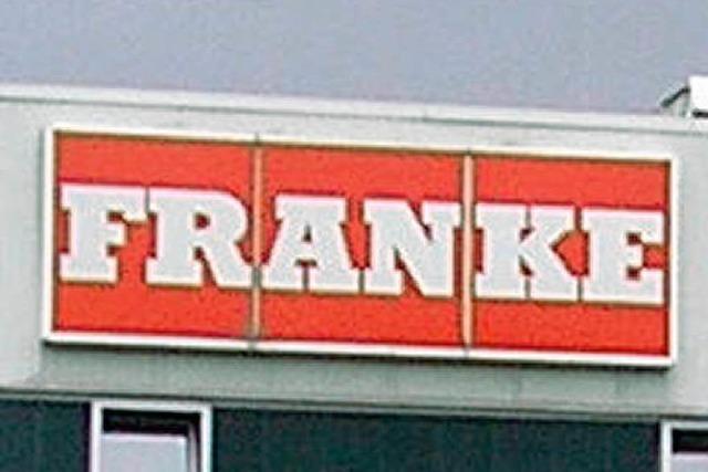 Keine Kündigungen im Säckinger Franke-Werk