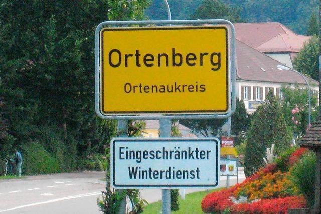 Umgehungsstraße für Ortenberg soll kommen