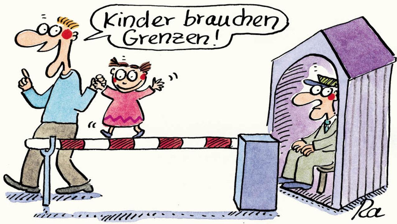 Humoriges zum Thema Kinder ist im Basl... <BZ-FotoNurRepro>BZ</BZ-FotoNurRepro>  | Foto: bz