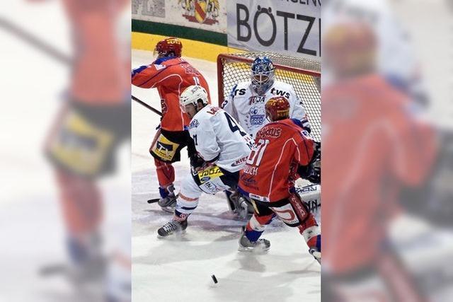 Freiburgs Eishockey-Wölfen gelingt eine Überraschung