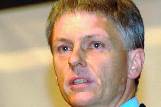 Michael Benitz kandidiert 2009 erneut