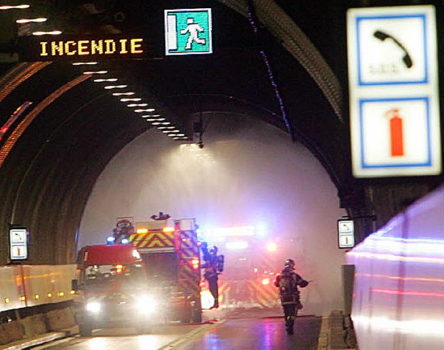Tunnel Ste Marie Vogesen  | Foto: jean-marc loos