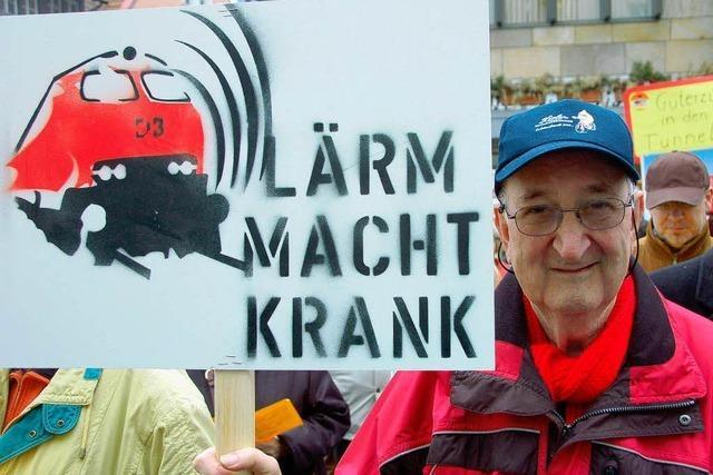 45 840 Einsprüche gegen Bahnplanung in Offenburg