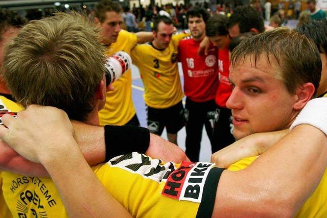 Teningens Handball-Spiel des Jahres