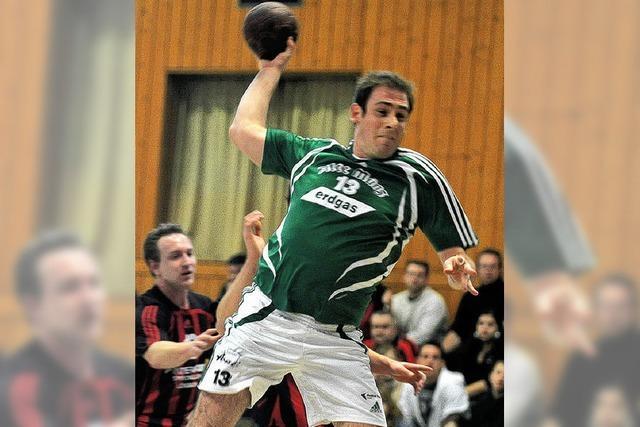 Landesliga-Handballer peilen Siege an