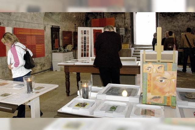 Von einer Ausstellung zur anderen