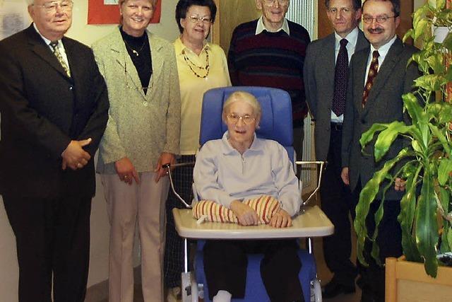 Therapie-Rollstühle für mehr Teilhabe