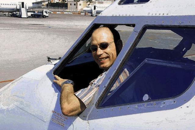 Vom Kindheitstraum bis ins Cockpit einer Boeing 737