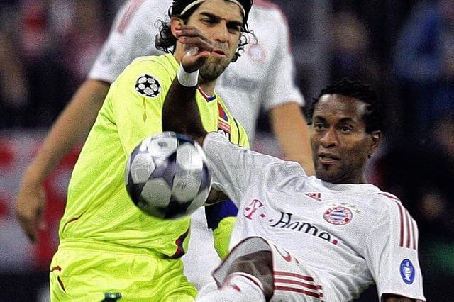 Bayern trifft zweimal – 1:1