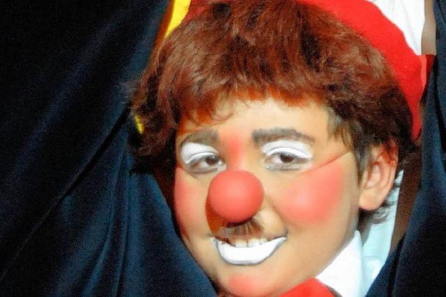Circus Carl Busch gastiert in der Stadt