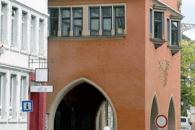 Sanierung des Alten Rathauses ist abgeschlossen