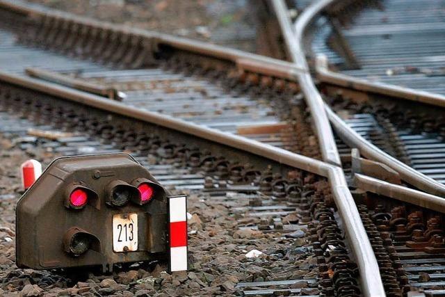 Bahn bietet Region keine Kompromisse an