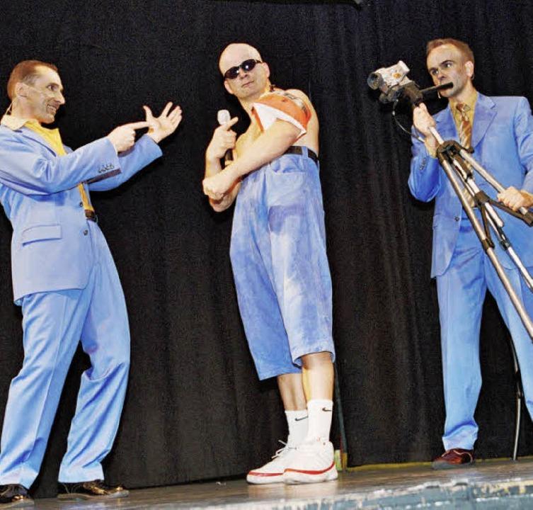 Comedy mit Köpfchen - Entertainment in...eim auf dem Programm der Kulturwoche.   | Foto: Veranstalter