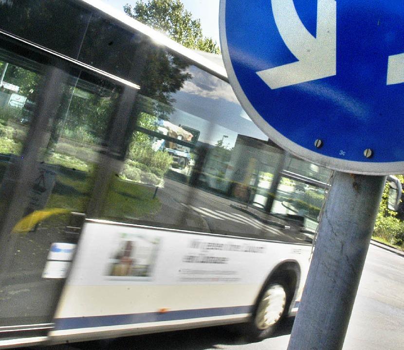 Werden Zunsweierer Schüler künftig mit...us nach Zell-Weierbach transportiert?     Foto: bz
