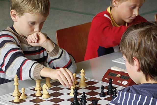 Grandprix am Schachbrett