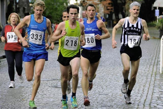 Dreifacher Erfolg für PTSV-Jahn-Läufer