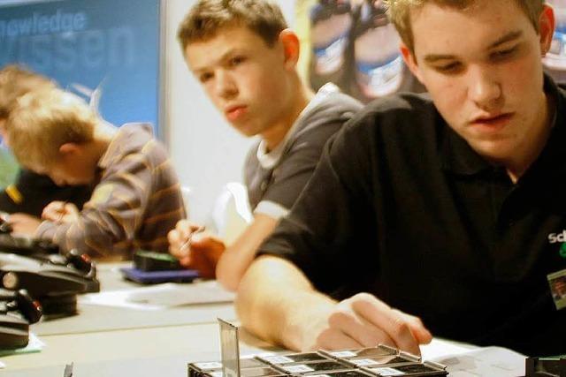 Schneider Electric Motion bei den Science Days