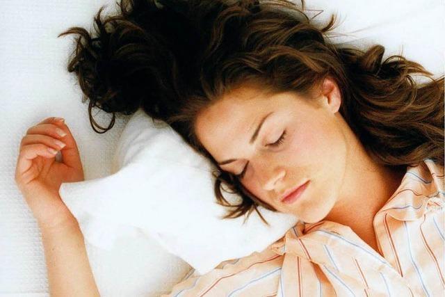 Der Fachmann hält viel von Schlafmützen