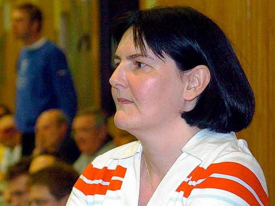 Andrea Schwarz ist nicht mehr Trainerin in Friesenheim.    | Foto:  W. Künstle