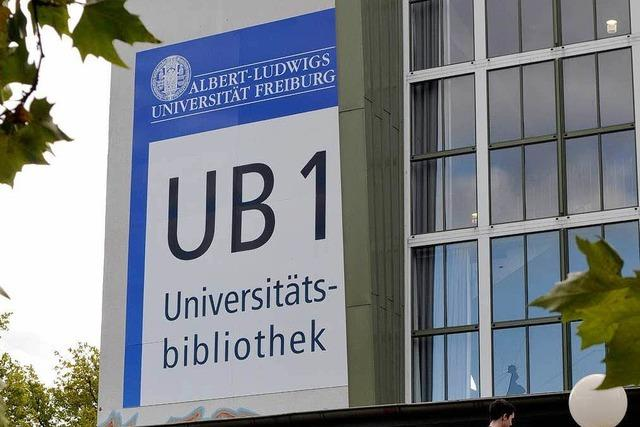 Neue UB in der Stadthalle eröffnet