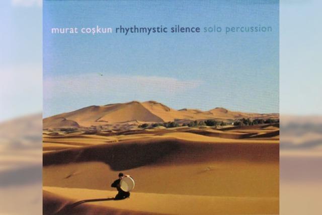 REGIO-CD: Eidechsentanz auf den Trommeln
