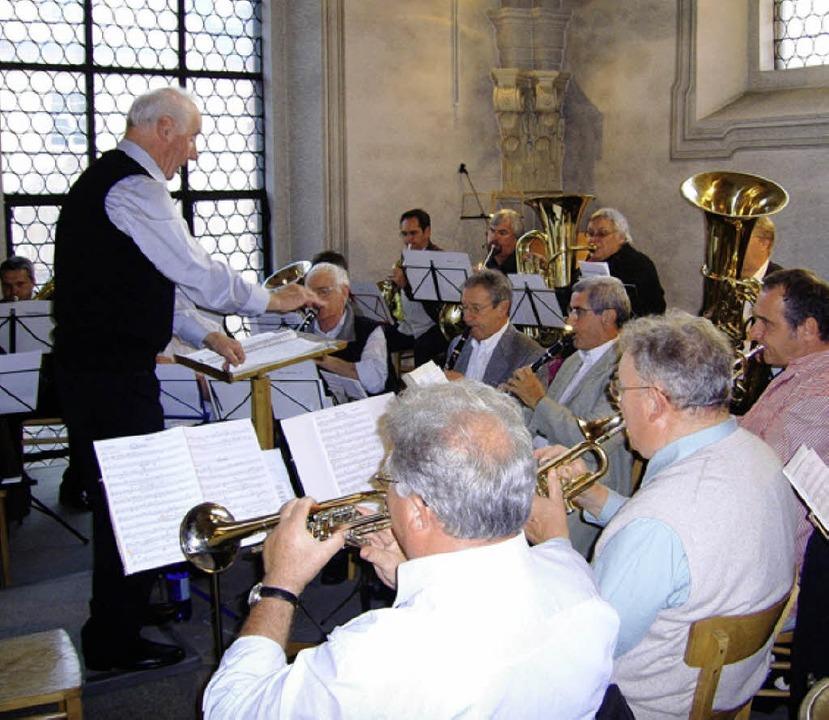 Die Kandelmusikanten …  | Foto: Wolfgang Meyer