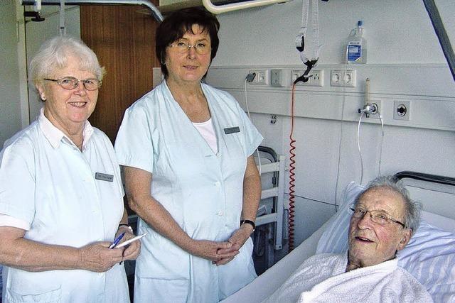 Im Ehrenamt fürs Patientenwohl