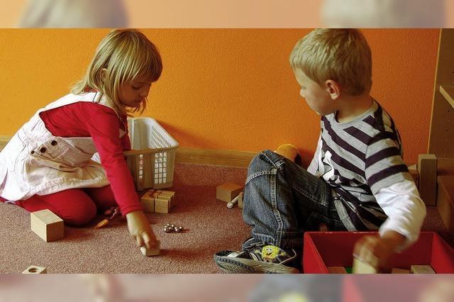 Mahlberg investiert in Kleinkinder