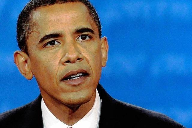 Präsidial, souverän – Obama bleibt vorne