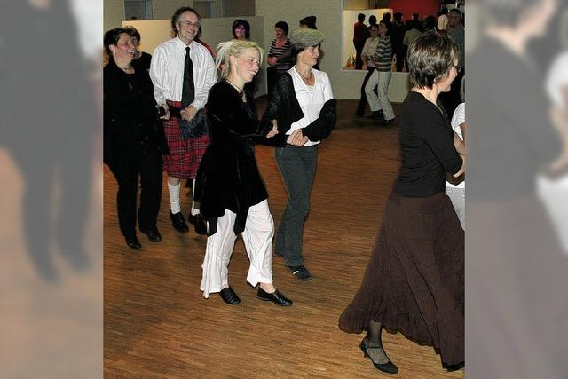 Eine Tanzshow zum Mitmachen