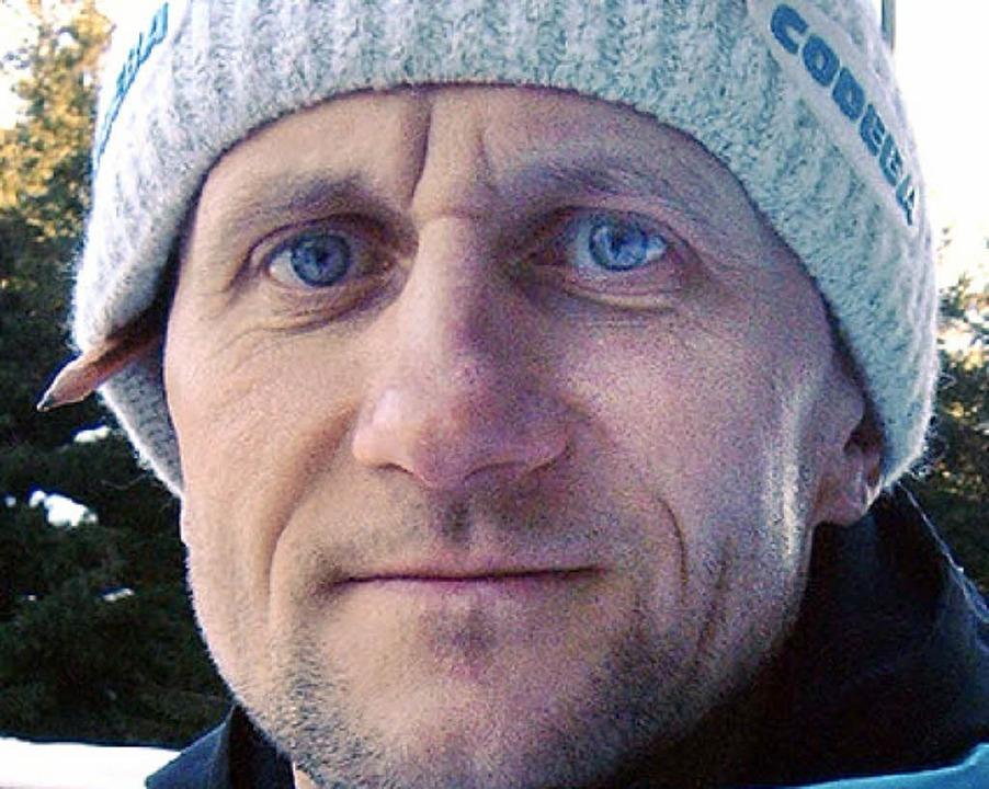 Biathlon-Trainer des Jahres: Steffen Hauswald    | Foto: Helmut Junkel