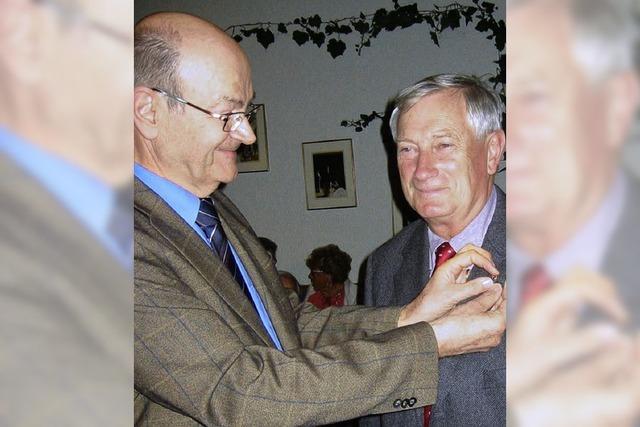Walter End neuer Kiwanis-Präsident
