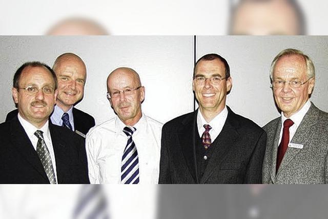 Umsichtige und treue Mitarbeiter sichern Erfolg der Sparkasse