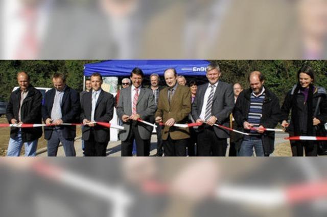 15 neue Bauplätze im Reichenbergweg