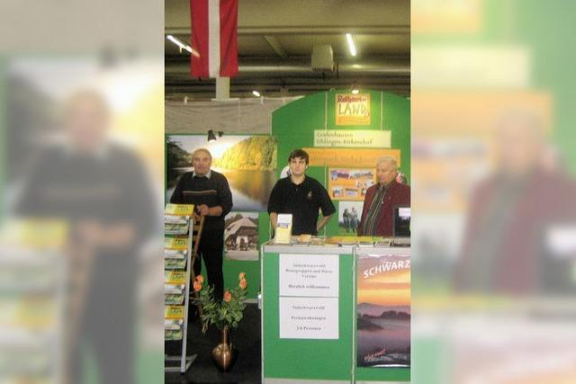 Rothauser Land auf Herbstmesse in Dortmund