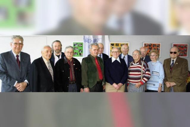 VdK ehrt langjährige Mitglieder