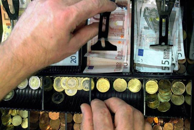 Mehr Geld in der Stadtkasse